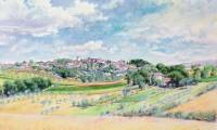 Panorama di Casteltodino