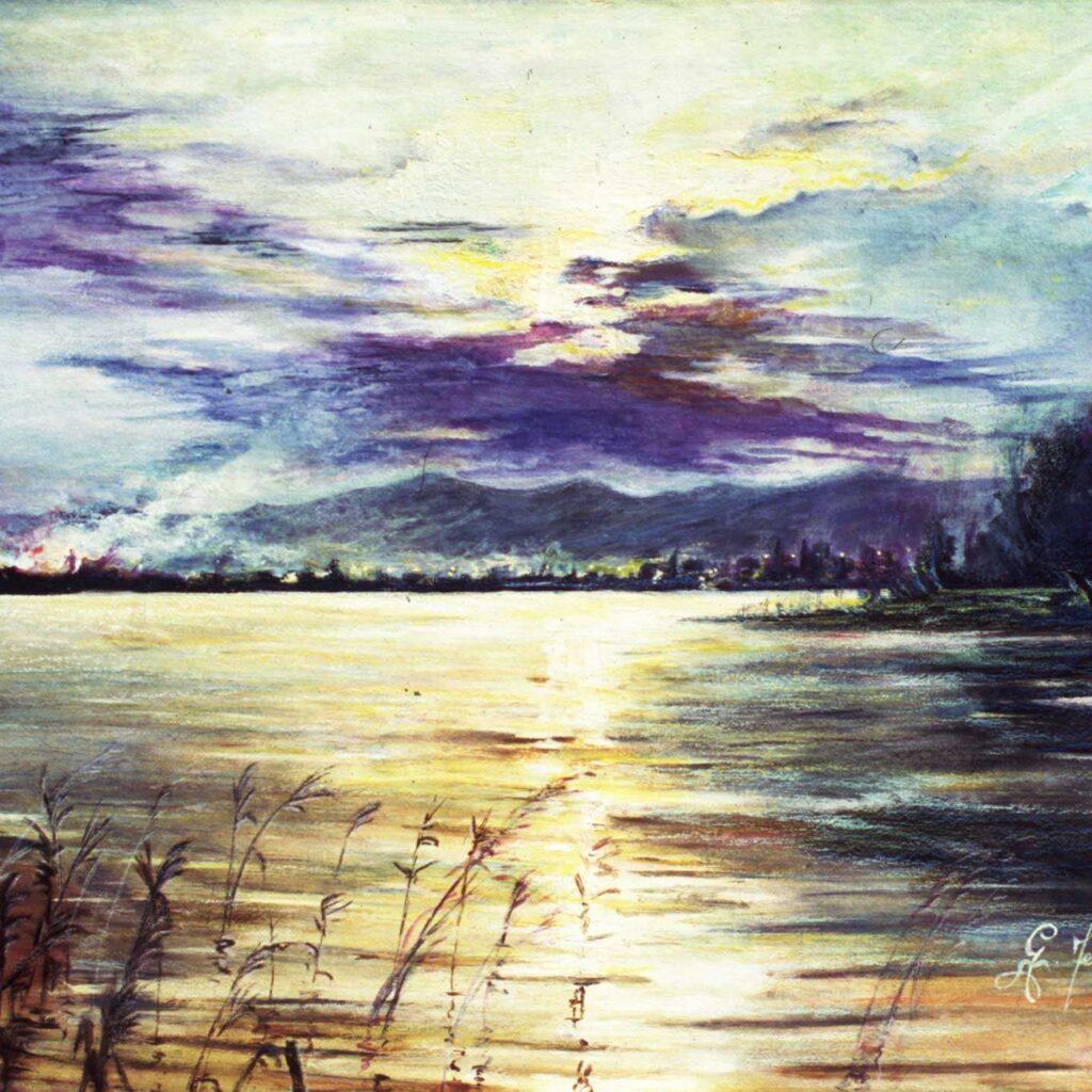 Notturno Sul Lago