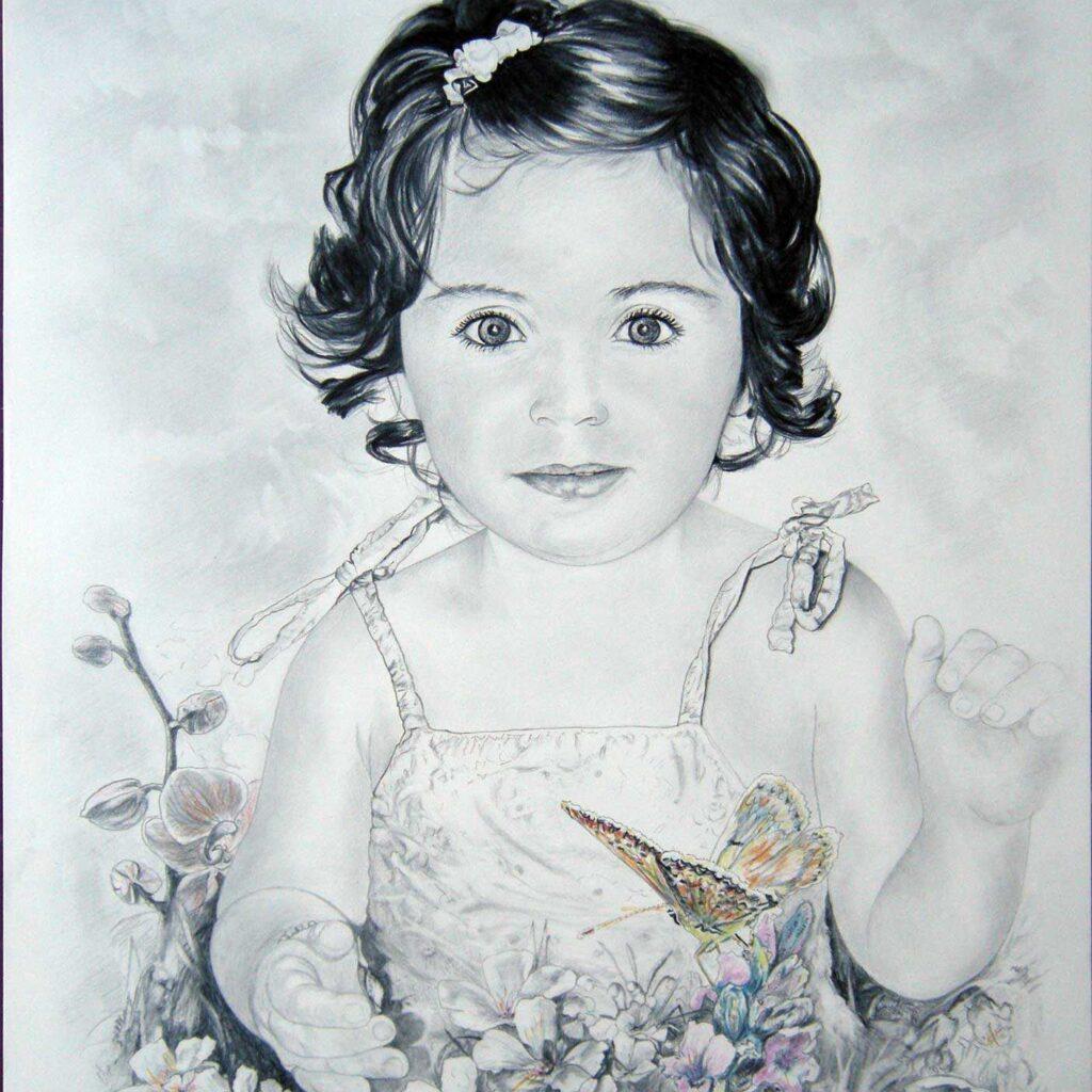 Ritratto Di Sofia Zoppetti