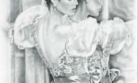 giovanni ferri, ballerina allo specchio