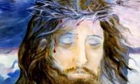 Via Crucis, Gesù muore in Croce