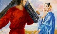 Via Crucis, Gesù incontra sua Madre