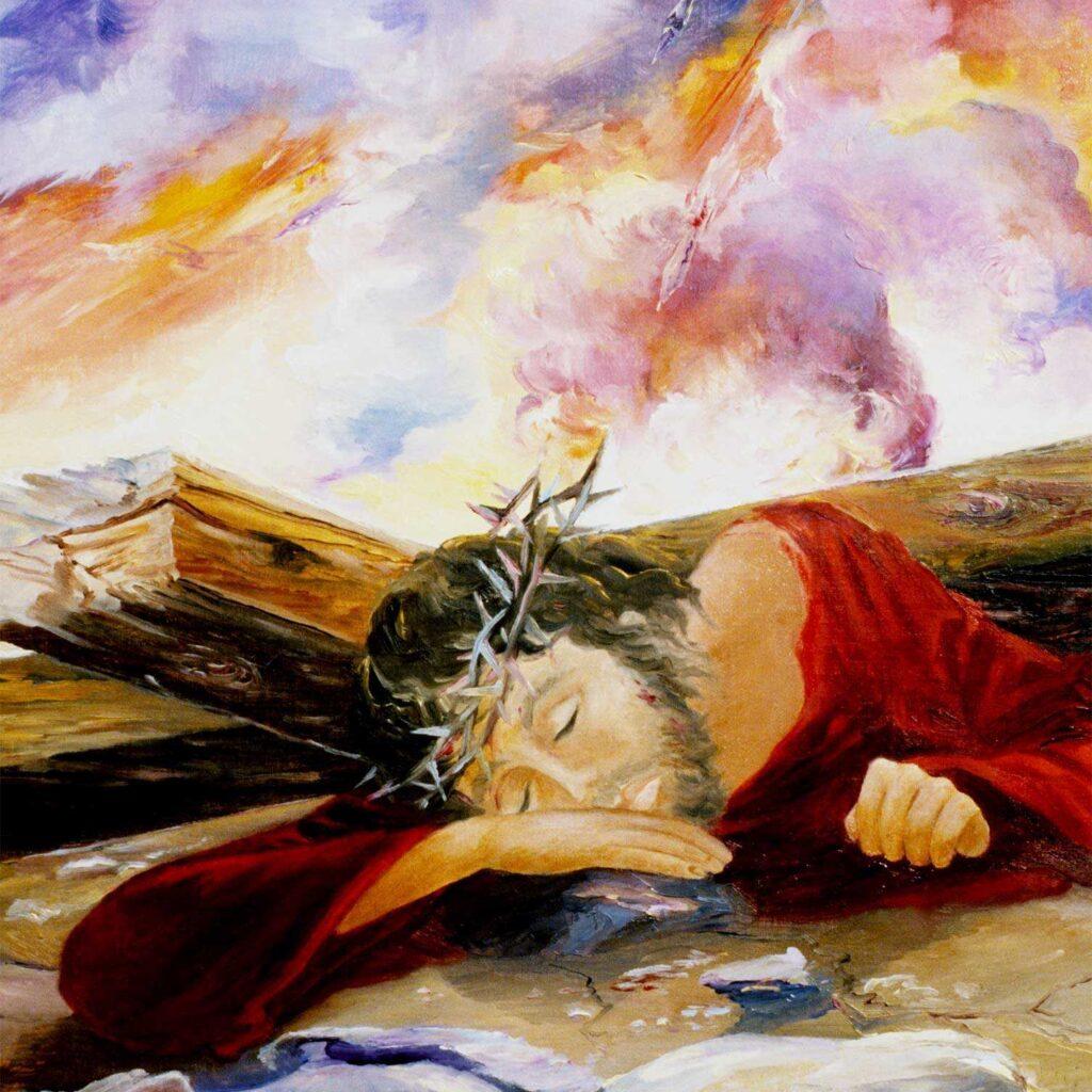 Via Crucis, Gesù Cade La Prima Volta