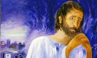 Via crucis, Gesù in agonia nell'orto degli ulivi