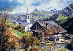 Antagnod (Aosta)