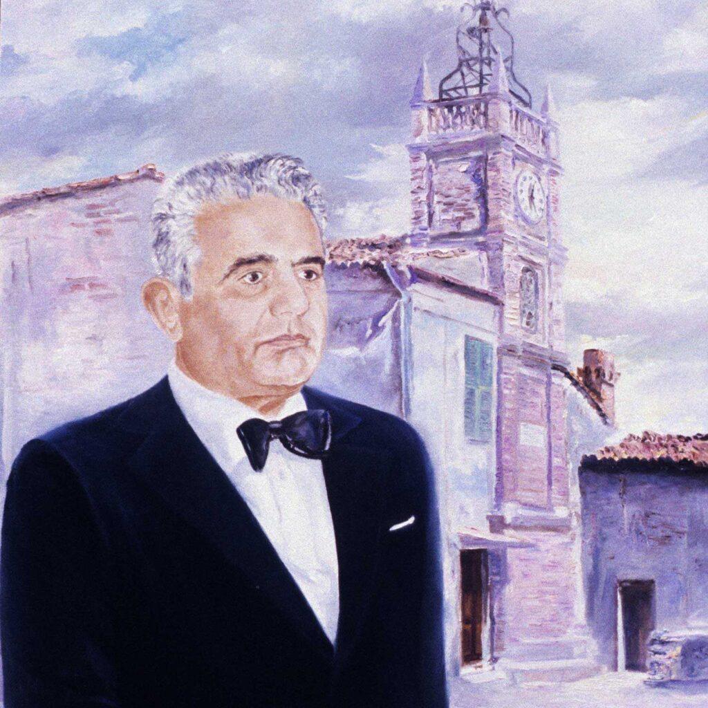 Ritratto Di Giulio Noccioli, Casteltodino