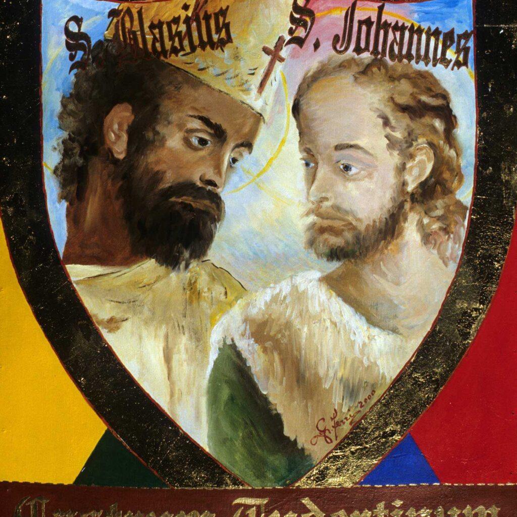 San Giovanni Battista E San Biagio