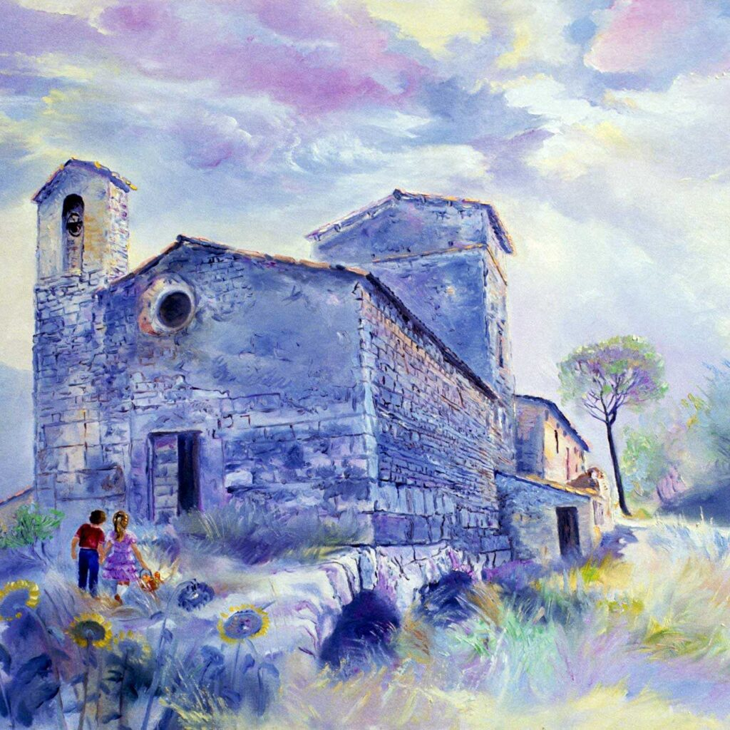 San Giovanni De Butris, Acquasparta, Terni